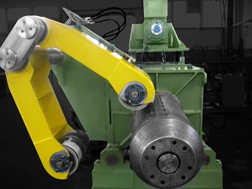 Manutenzioni meccaniche linee industriali - Meccanica Magli Natale e C. s.a.s. a Bulciago in provincia di Lecco - Italy